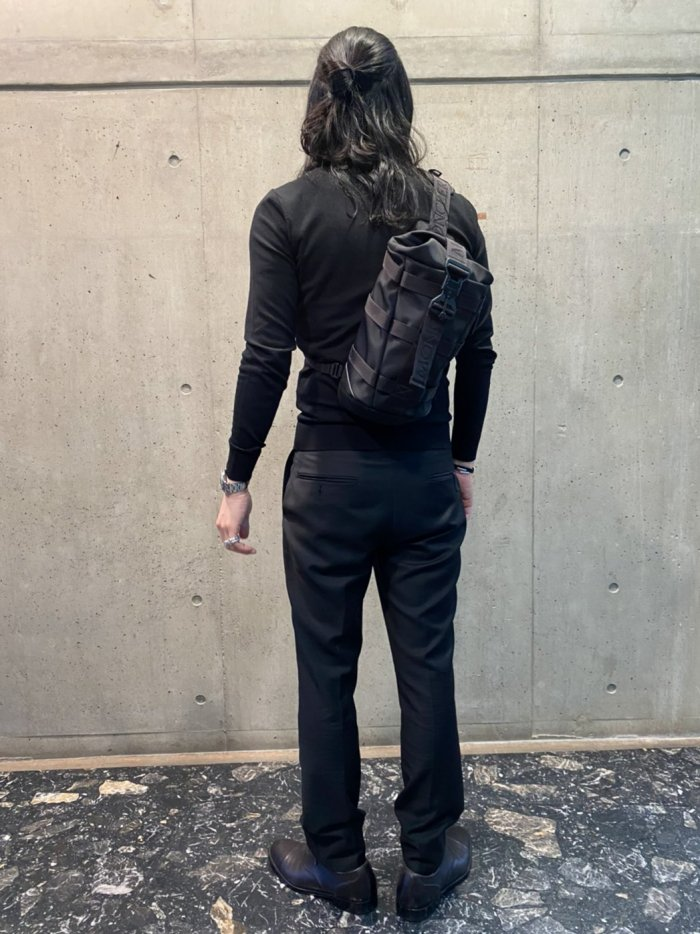 MONCLER ボディバッグ ARGENS MONO BACKPACK