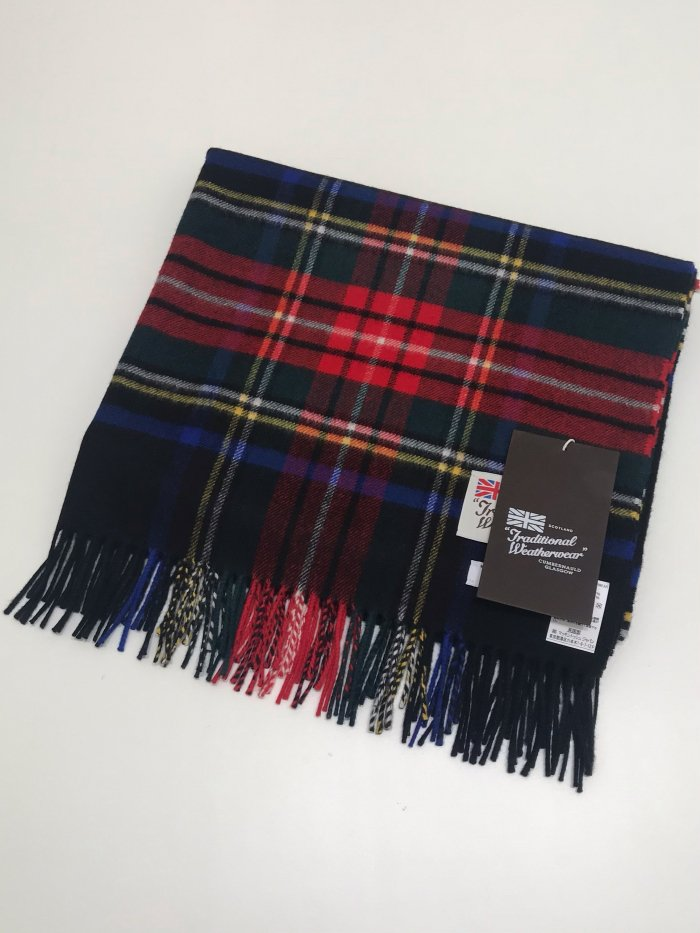 Traditional Whetherwear / チェックストール