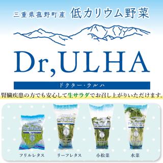 低カリウム野菜「Dr,ULHA(ドクターウルハ)」5袋セット