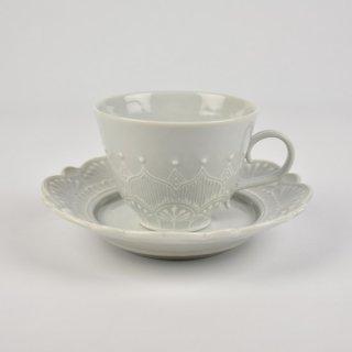 コーヒー碗 イッチン華マンダラ