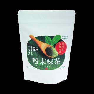粉末緑茶 standard 40g