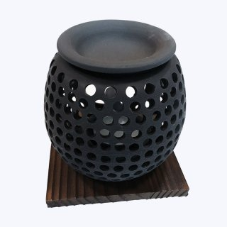 茶香炉【常滑焼】