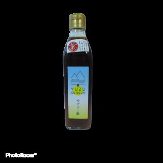 ふじのくに川根本町ゆず協同組合 ゆずポン酢醤油