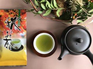 秋のお茶 100g