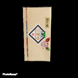 川根薮北   深蒸し茶(ベージュ)100g