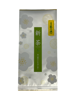 【新茶予約受付中】令和3年度産                      川根薮北新茶 麗水 100g