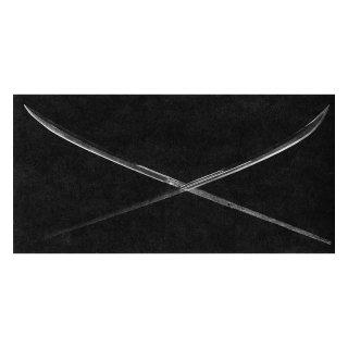 New ポストカード 巴形薙刀×静形薙刀