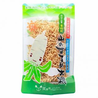 【山ちゃんファーム】山のするめ大根 1袋(35g)