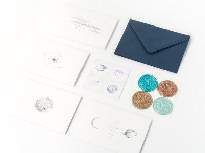 Mini Card Set / Stargazer