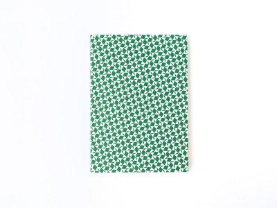 Layflat Notebook / Victor (Green)