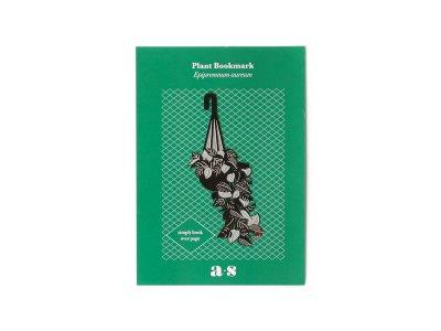 Golden Pothos Bookmark