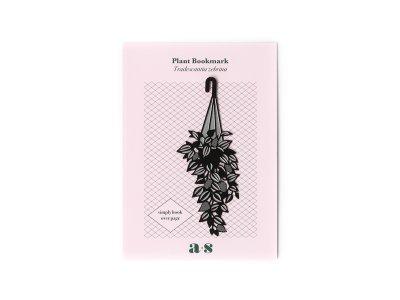 Tradescantia Bookmark