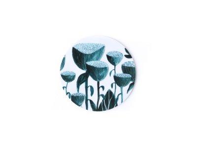 Coaster / Plants