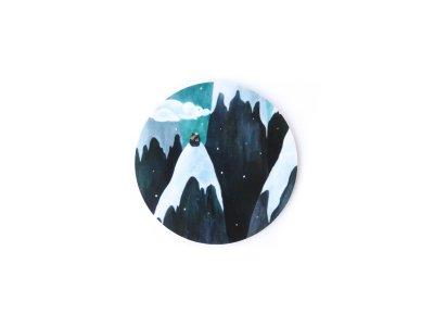 Coaster / Winter