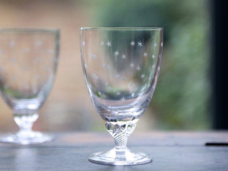 Bistro Glass / Stars