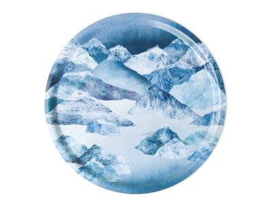 Tray / Mountain (Round)