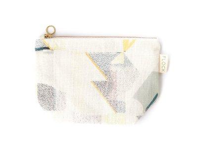 Cosmetic bag / A Shingle Day