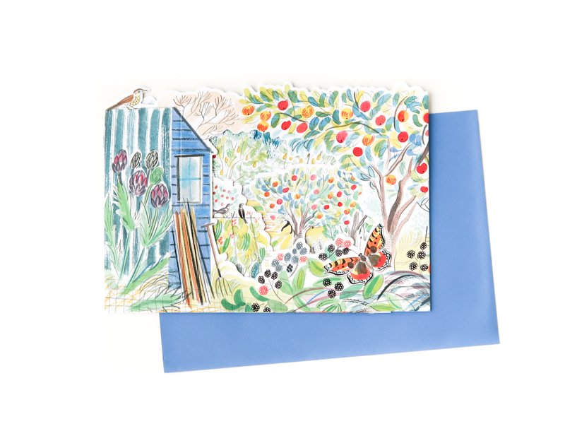 Orchard Card by Emily Sutton