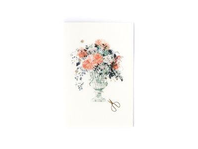 Flowering Vase Card