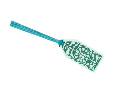 Packet of 5 Gift Tags / Teal