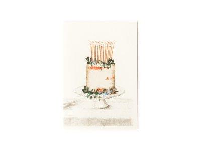Gâteau de fête Card