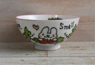 子ども茶碗(ウサギ)P