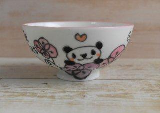 子ども茶碗(パンダ)P