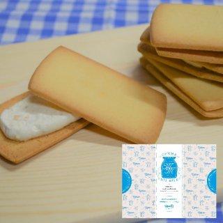 ~MIL MILK~ジャージーミルクのサンドクッキー10個
