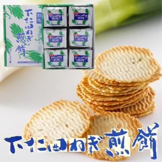 下仁田ねぎ煎餅24枚