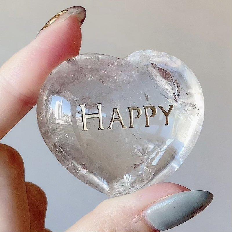 HAPPY クリスタル