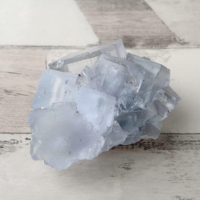 スペイン産 ブルーフローライト原石
