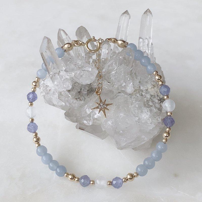 Blue Angel ブレスレット