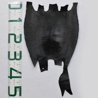 プレミアム・レザー/トカゲ革/Lizard(ブラック)Plb-28