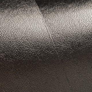 Tiger社革グリップ Tiger-Italpebblk イタリア産 石目粒柄 黒牛革