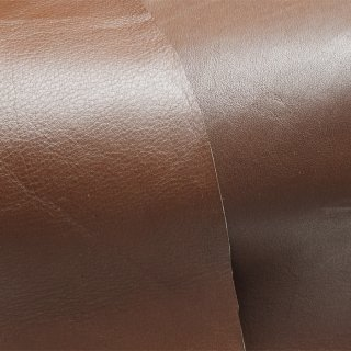 キューグリップ革巻き用 牛革型押し ブラウン No.56