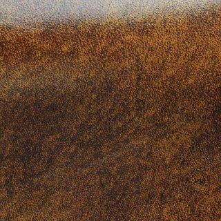 キューグリップ革巻き用 牛革型押し ブラウン No.58