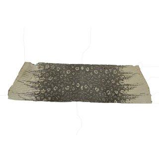 キューグリップ革巻き用 エナメル質 光沢 ナチュラル トカゲ革型押し Grip-Lizard-13