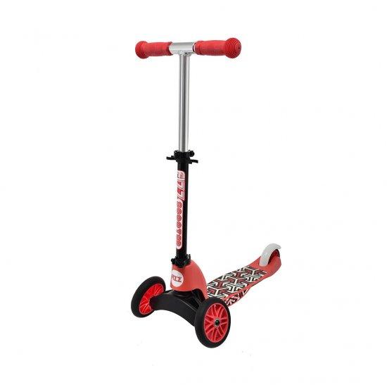 FIZZ  二輪や三輪に変更可能なキックボード フリップスクーター ミニエボ