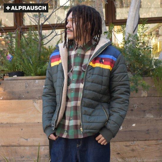 【アルプラウシュ / Alprausch】 メンズ  中綿ジャケット  Berg Toni Padded Jacket