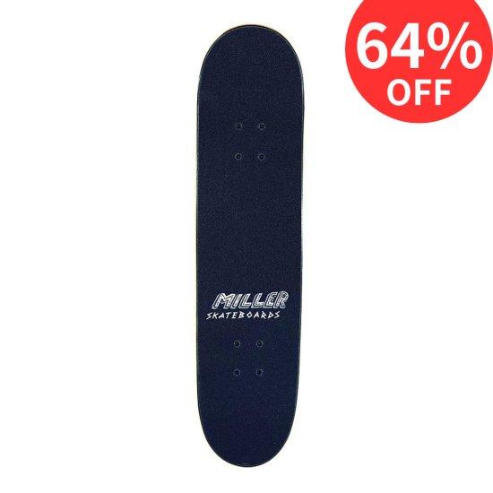 ミラーディヴィジョン サーフスケート コンプリートスケートボード チョークボード Miller Division CHALKBOARD
