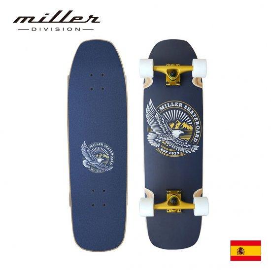 ミラーディヴィジョン イーグル サーフスケート コンプリートスケートボード クルーザー デッキ Miller Division EAGLE