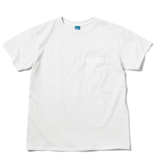 【10年着られるGood On】ショートスリーブポケットTシャツ