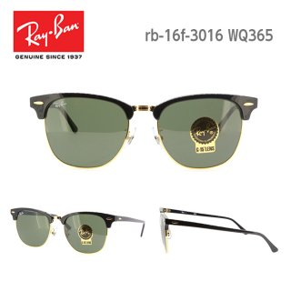 Ray-Ban RB3016 CLUBMASTER CLASSIC ウェリントン サイズ:51