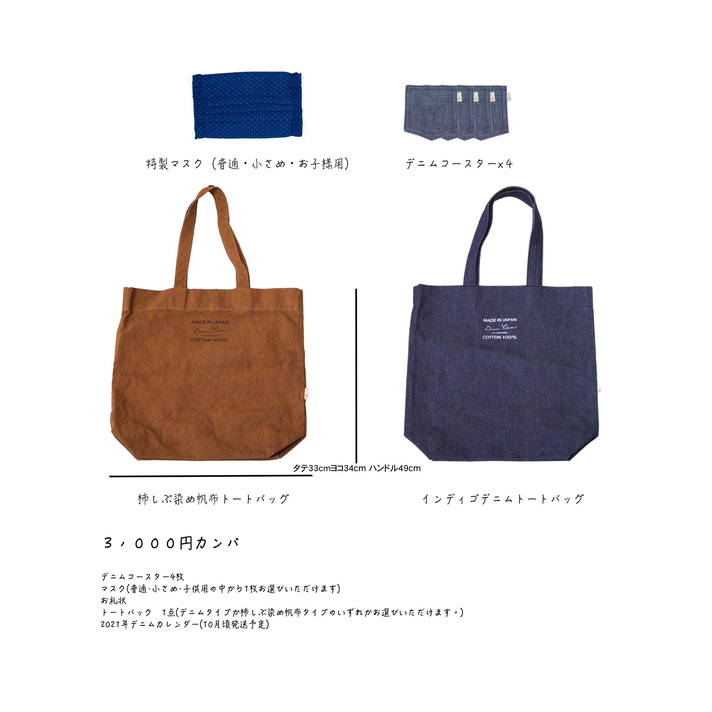 3,000円カンパ