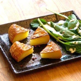 カマンベールチーズの燻製