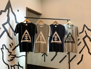 GOOD MOUNTAINS T-shirts