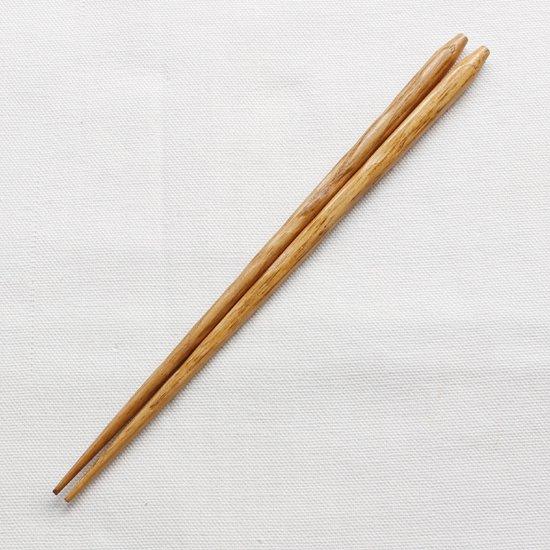 木箸 ベージュ