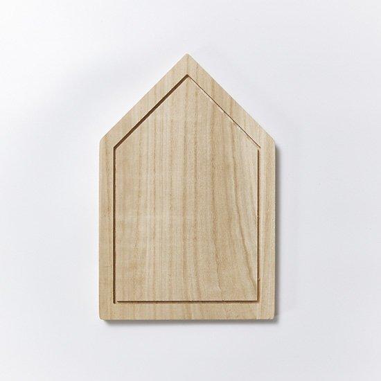 木製トレーシンプルハウス