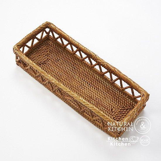 アタカトラリー入れ透かし編み