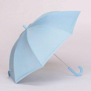 【送料込】陽まもり傘(サックスブルー)